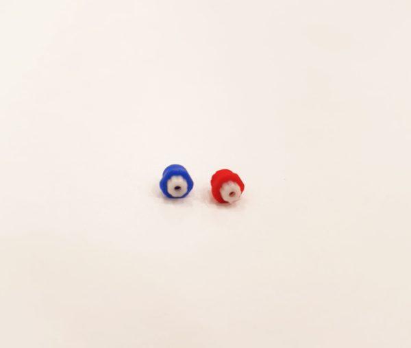 Filtros WA colores azul y rojo