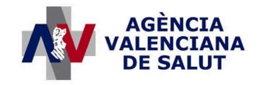 Logo Agència Valenciana de Salut