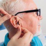 Colocación audífono